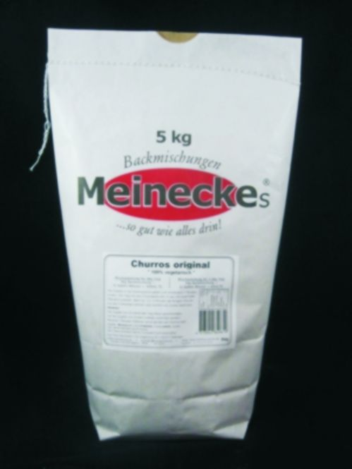 Churros Original Backmischung 5Kg