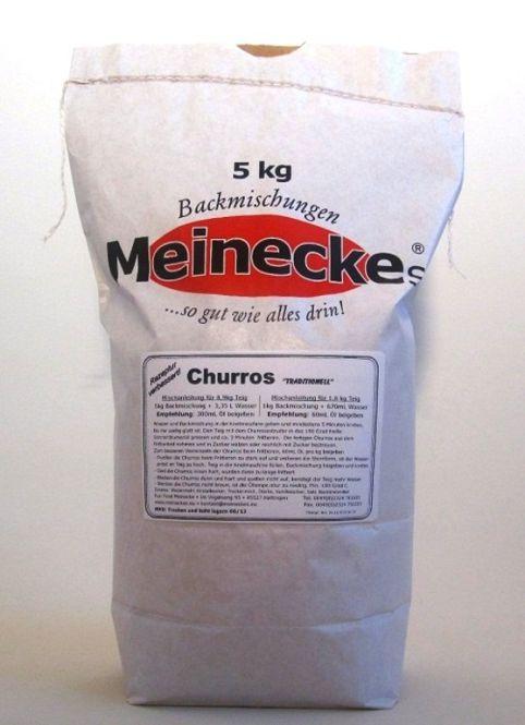 Churros-XXL Backmischung 5kg