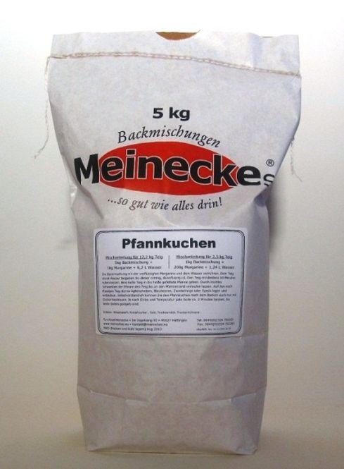 Pfannkuchen Backmischung 5Kg